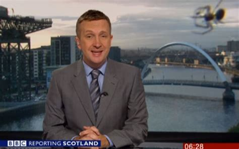Should BBC Scotland's Graham Stewart resign as state broadcaster misses 100% success in critical NHS target performance? – Talking-up Scotland